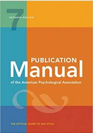 کتاب publication manual
