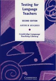 کتاب testing language teachers