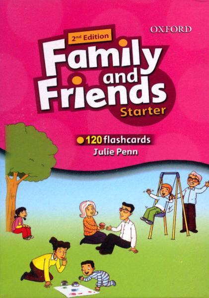 کتاب family & friends