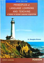 کتاب principles language learning and teaching