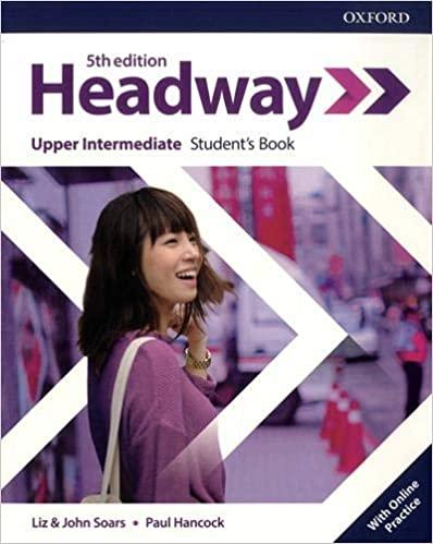آزمون آیلتس مجموعه کتاب headway upper intermadiate
