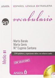 کتاب vocabulary espanol