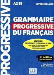crammaire-progressif-du-francais-a1-b1-کتاب