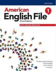کتاب American-English-File-1-3rd-Edition