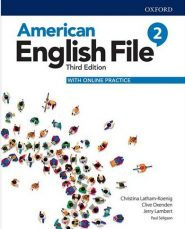 کتاب American-English-File-2-3rd-Edition