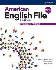 کتاب American-English-File-Starter-3rd-Edition
