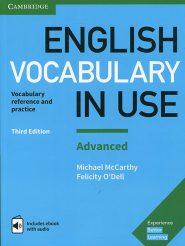 کتاب دیکشنری Vocabulary In Use