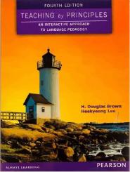 کتاب teaching by pricioles forth edition