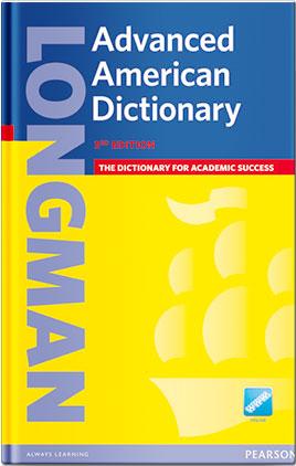 کتاب Longman Advanced American Dictionary