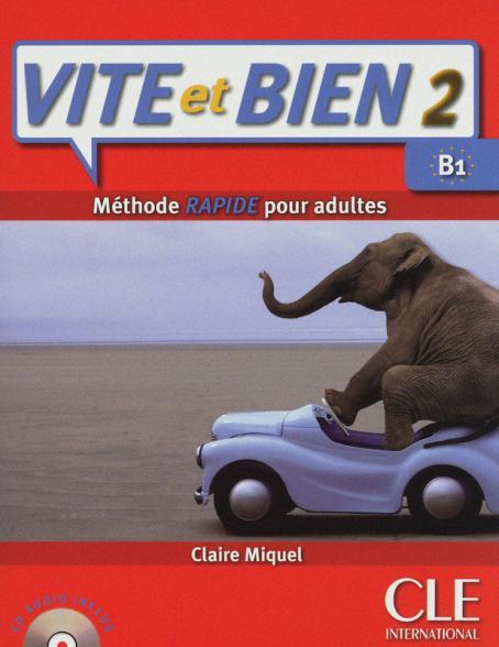 یادگیری سریع فرانسوی با کتاب Vite et bien