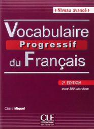 کتاب Vocabulaire Progressive