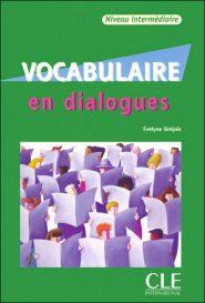 کتاب Vocabulaire en dialogues intermediaire