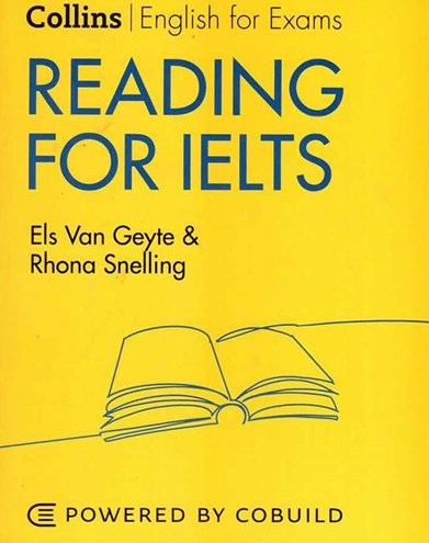 کتاب collins-reading-for-ielts-2nd
