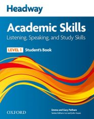 کتاب headway Academic Skills