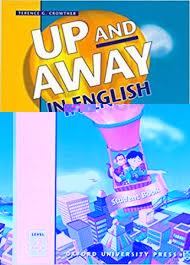کتاب up and away in english