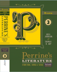 کتاب perrine's literature 3