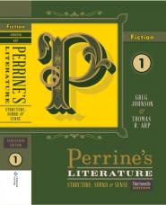 کتاب perrine's literature fiction 1