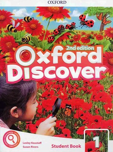 کتاب oxford-discover-1_3