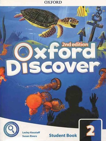 کتاب oxford-discover-2_3