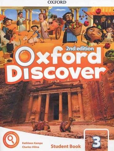 کتاب oxford-discover-3