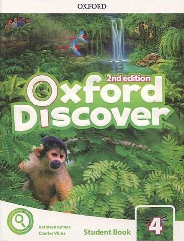 کتاب oxford-discover-4_
