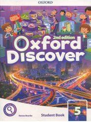 کتاب oxford-discover-5