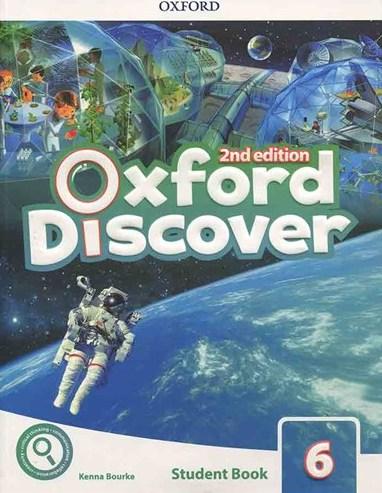 کتاب oxford-discover-6