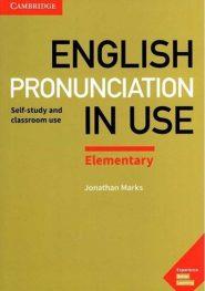 کتاب pronunciation-in-use-elementary-2nd