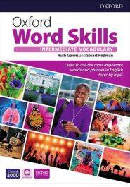کتاب oxford word skills intermediate