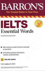 کتاب barron's ielts essential words