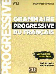 کتاب دیکشنری crammaire-progressif-du-francais-a1.1-کتاب