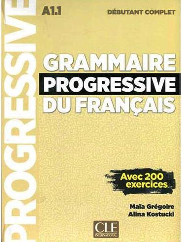 crammaire-progressif-du-francais-a1.1-کتاب