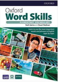 کتاب oxford word skills elementrary