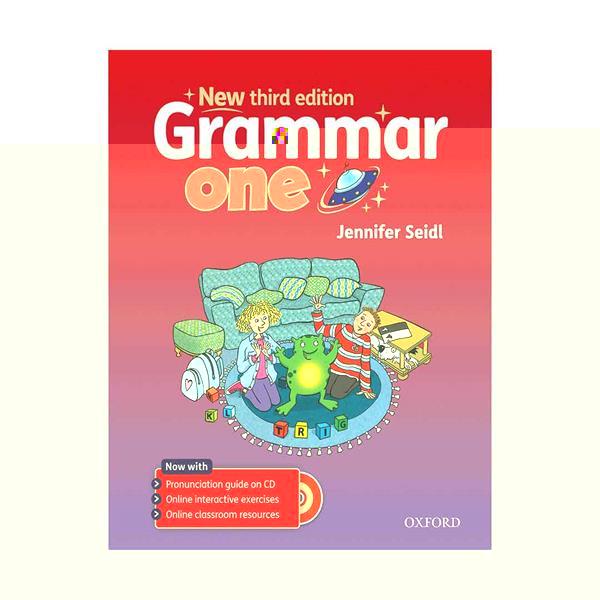 کتاب grammar one