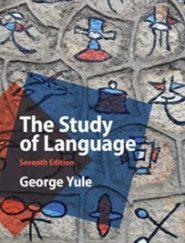 کتاب the study of language