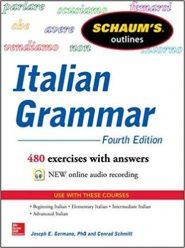 Schaum's Outlines Italian Grammar Fourth Edition