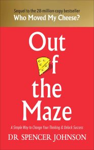 کتاب OUT OF THE MAZE