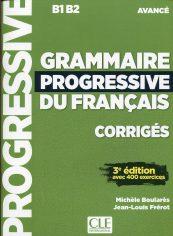 crammaire-progressif-du-francais-b1-b2-کتاب