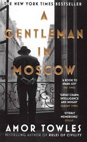 کتاب A-Gentleman-In-Moscow-Amor-Towles