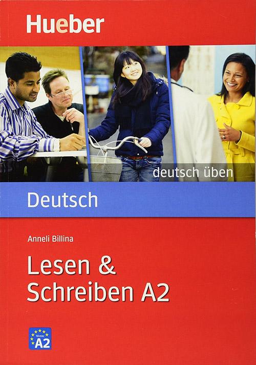 کتاب آزمون زبان آلمانی Deutsch uben