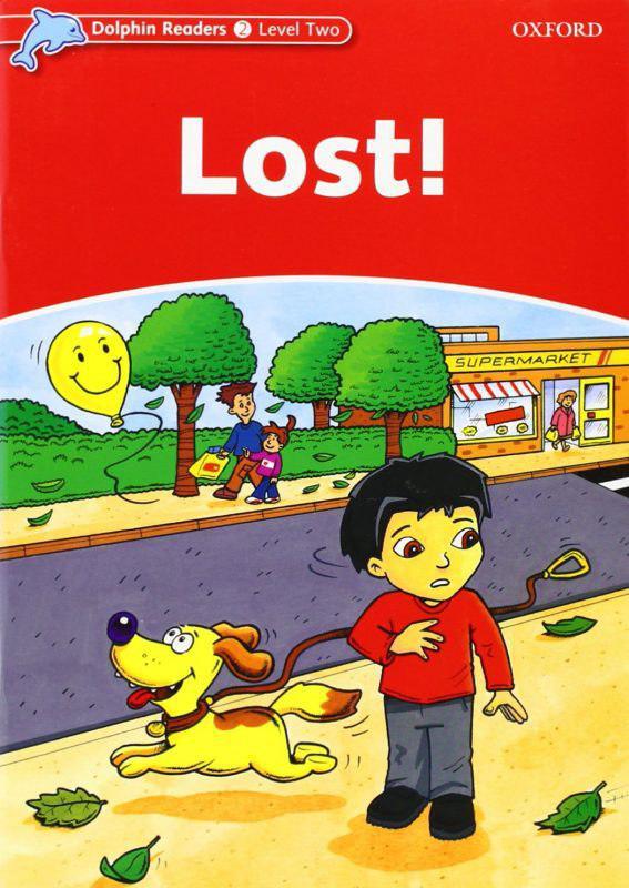 کتاب Dolphin-Readers-Lost-1.
