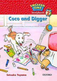 کتاب English-Time-Storybook-2-Coco-and-Digger-1