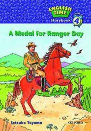 کتاب English-Time-Storybook-4-A-Medal-for-Ranger-Day