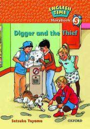 کتاب English-Time-Storybook-5-Digger-and-the-Thief