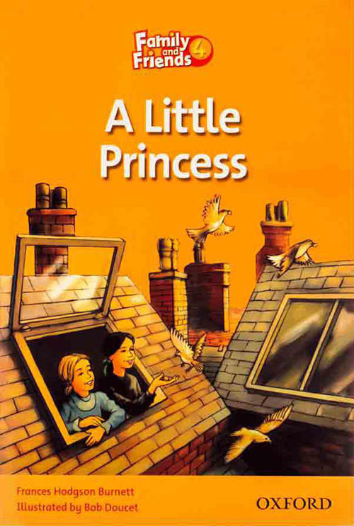 Family-and-Friends-Readers-4-A-Little-Princess