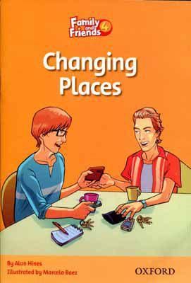 کتاب Family-and-Friends-Readers-4-Changing-places