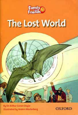 کتاب Family-and-Friends-Readers-4-The-Lost-World-1