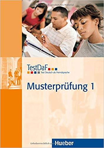 کتاب آزمون زبان آلمانی TestDaF