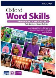 کتاب Oxford-Word-Skills-Intermediate-second-edition