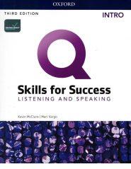 کتاب Q-Skills-Intro-Listening-Speaking-third-edition